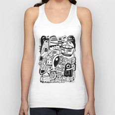 BIG - BW Unisex Tank Top