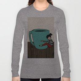 Coffee Mug Love Long Sleeve T-shirt