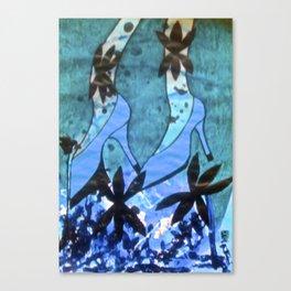 Fleur de Lis no 8 Canvas Print