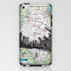 Illinois iPhone & iPod Skin