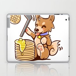 Im Making Woofles Laptop & iPad Skin