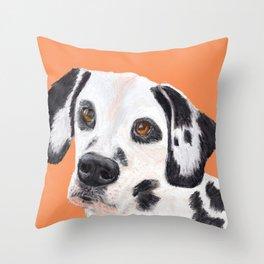 Damatian Throw Pillow