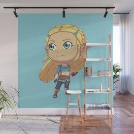 Princess of Hyrule Wall Mural