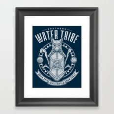 Water is Benevolent Framed Art Print