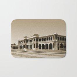 Historical Barstow Train Depot Bath Mat