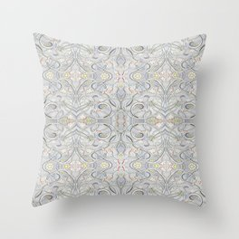 Remembering Art Deco Throw Pillow