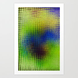 The Colour Out of Space Art Print