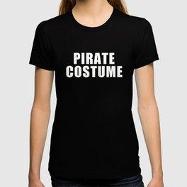Pirate Halloween Costume T-shirt