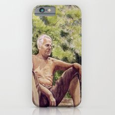Papa, miss you! iPhone 6s Slim Case