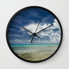 The Shore Wall Clock