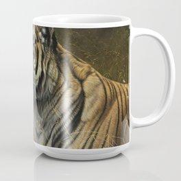 Tiger Portrait by Alan M Hunt Coffee Mug