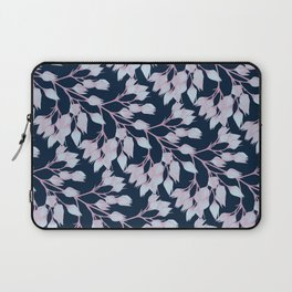 Winter Flower Buds Laptop Sleeve