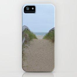 summer paradis iPhone Case