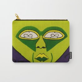 Let Us Enlighten You Carry-All Pouch