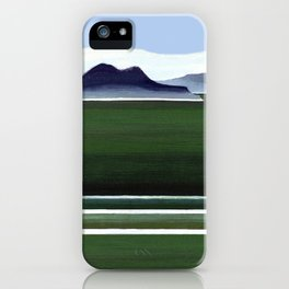 Somes Island - Matiu iPhone Case
