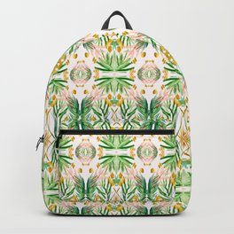 Tiki palms Backpack