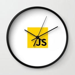 JS - Javascript programmer Wall Clock