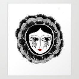 Xenia Art Print