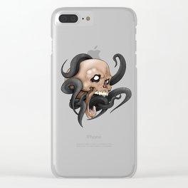 Calamari Clear iPhone Case