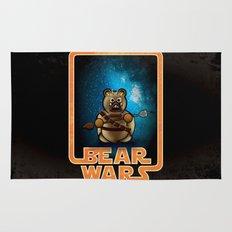 Bear Wars - Raider Rug