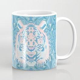 Pastel Quartz Tiger Coffee Mug
