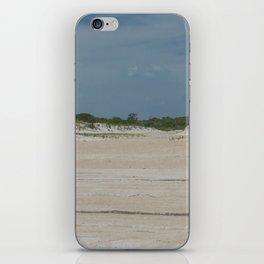 Dunes of Assateague Island (color) iPhone Skin