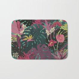Tropical Tendencies Bath Mat