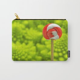 Romanesco Lollipop Carry-All Pouch