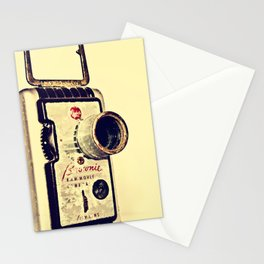 Brownie 8mm #2 Stationery Cards