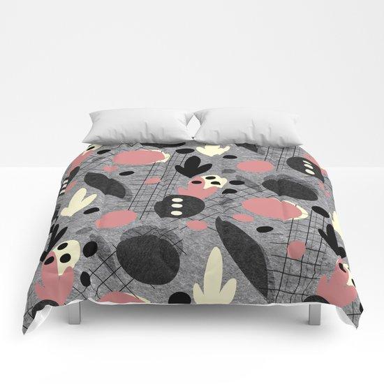 CONCRETE MEMPHIS II Comforters