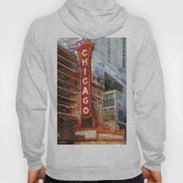 Chicago Theater Hoody