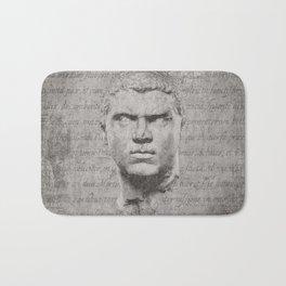 ANCIENT / Head of Caracalla Bath Mat