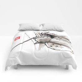 "Capoeira 482 ""Berimbau"" Comforters"