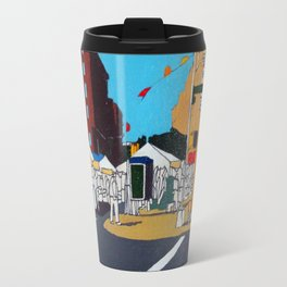 Green Market Plaza Travel Mug