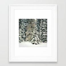 Warm Inside Framed Art Print