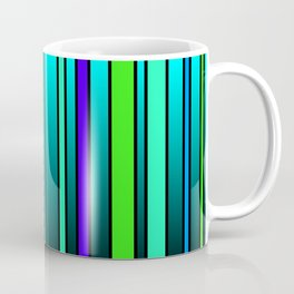 Fresh Blue Coffee Mug