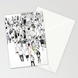 All We Have Is Now Stationery Cards
