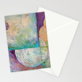 Music of the Spheres Stationery Cards