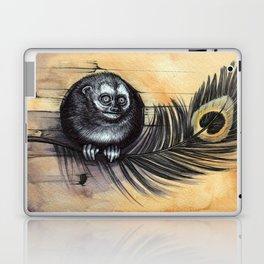 Owl Monkey Laptop & iPad Skin