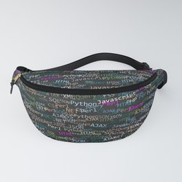 Web developer Fanny Pack