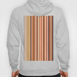 Old Skool Stripes - Morning - Extra Wide Hoody
