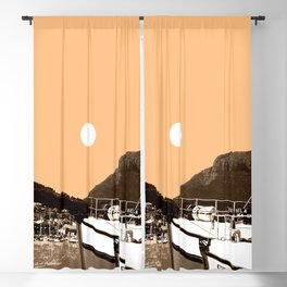 CAPE TOWN Blackout Curtain