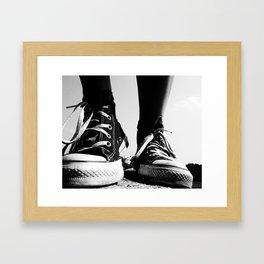 All Stars Framed Art Print