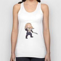 fili Tank Tops featuring fili by Ronnie