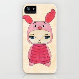 A Boy - Piglet (porcinet) iPhone Case