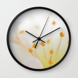 Mornings Wall Clock