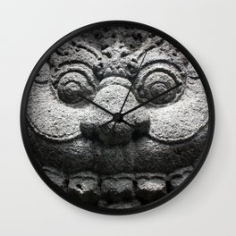 Smiling Monster Wall Clock