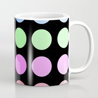 gradient Mugs featuring Gradient by SnakeBees