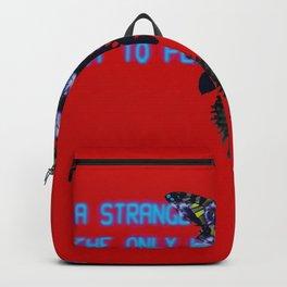 Manifestation Backpack