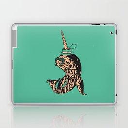 Just Keep Swimming Laptop & iPad Skin